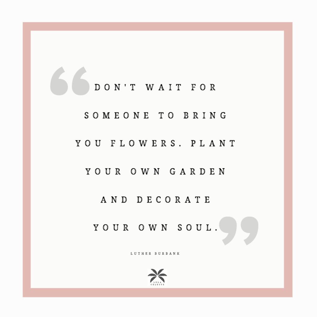 15 Inspiring Spring Quotes to welcome a New Season via www.lolaceleste.com