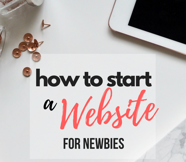 How to Create Your First WordPress wite is the newbies guide in getting your site up and running under a hour.